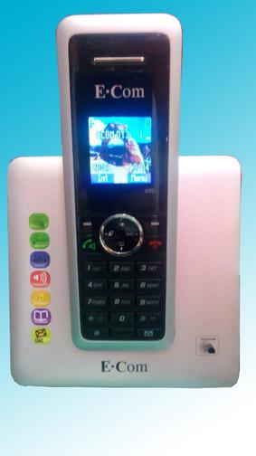 تلفن های جدید E.COM DT3