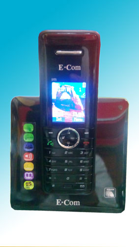 تلفن های جدید E.COM  DT5