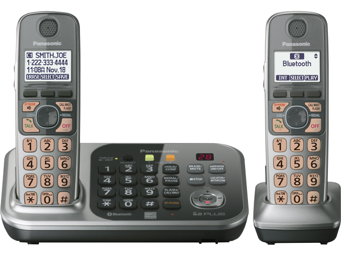 تلفن جدید بیسیم پاناسونیک KX-TG7742