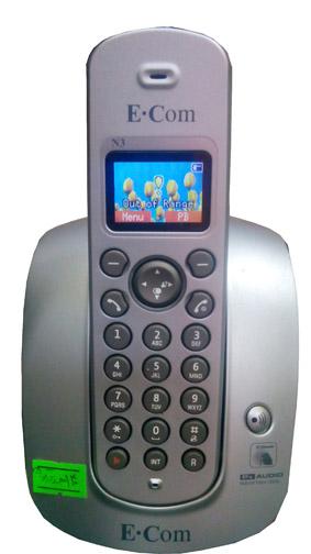 تلفن های جدید E.COM N3