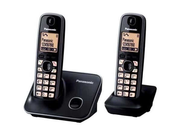 Panasonic KX-TG3712 تلفن بی سیم پاناسونیک KX-TG3712
