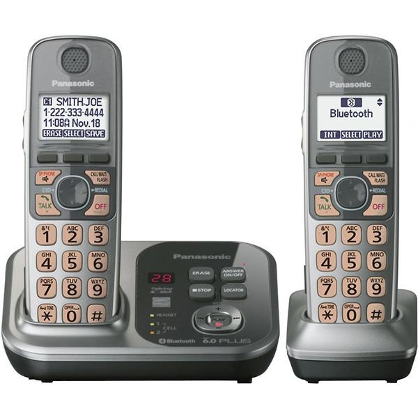 Panasonic KX-TG7732 تلفن بی سیم پاناسونیک KX-TG7732