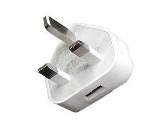 آداپتور شارژر آیفون 4 (سه پین) 3pin iphone 4 , 5 , 6 charger